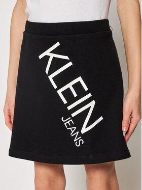 Calvin Klein Jeans Calvin Klein Jeans Sijonas Hero Logo IG0IG00607 Juoda Regular Fit