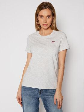 Levi's® Levi's® T-Shirt The Perfect Tee 39185-0125 Šedá Regular Fit