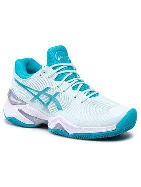 Asics Asics Chaussures Court Ff 2 Clay 1042A075 Vert