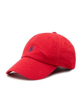 Polo Ralph Lauren Polo Ralph Lauren Kšiltovka Classic Sport Cap 710834740004 Červená