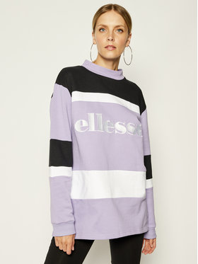 Ellesse Ellesse Džemperis Tobis SGE08423 Violetinė Regular Fit