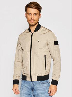 Calvin Klein Jeans Calvin Klein Jeans Bomber J30J317532 Siva Regular Fit