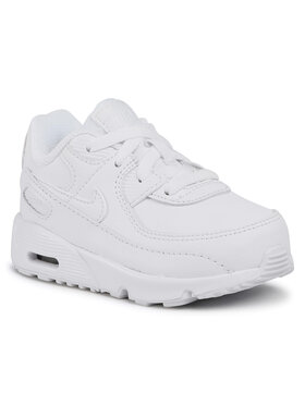 NIKE NIKE Chaussures Air Max 90 Ltr (Td) CD6868 100 Blanc