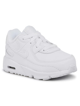 NIKE NIKE Παπούτσια Air Max 90 Ltr (Td) CD6868 100 Λευκό