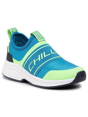 Sprandi Sprandi Sneakersy CP23-5871(IV)CH Niebieski