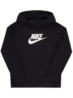 NIKE NIKE Μπλούζα Sportswear BV2717 Μαύρο Standard Fit