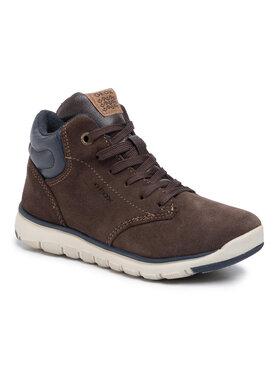 Geox Geox Обувки J Xunday B. A J843NA 022BC C2286 S Кафяв