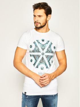 Rage Age Rage Age T-Shirt Perun Weiß Regular Fit