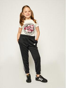 NIKE NIKE Spodnie dresowe Older Kids' AV8388 Czarny Standard Fit