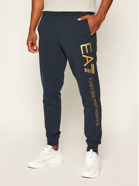 EA7 Emporio Armani EA7 Emporio Armani Pantaloni da tuta 8NPPC1 PJ05Z 1583 Blu scuro Regular Fit