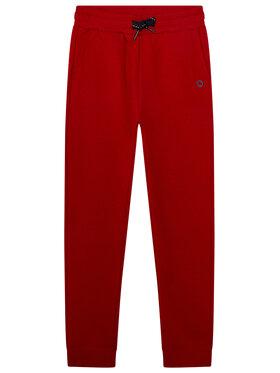 Mayoral Mayoral Teplákové kalhoty 725 Červená Regular Fit