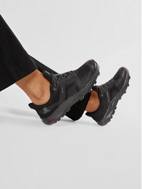 Salomon Salomon Παπούτσια πεζοπορίας Outline Prism Gtx W GORE-TEX 411213 21 M0 Μαύρο