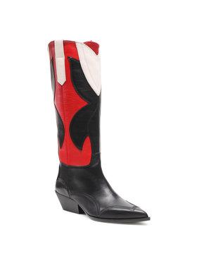 Furla Furla Μπότες West YD94FWT-NCO000-0458S-4-401-20-IT-3600 S Μαύρο