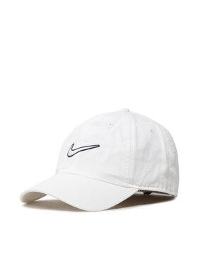 Nike Nike Czapka z daszkiem 943091 100 Biały