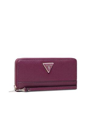 Guess Guess Великий жіночий гаманець SWZG78 79460 Бордовий
