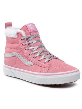 Vans Vans Sneakersy Sk8-Hi Mte VN0A4VJG2KE1M Różowy