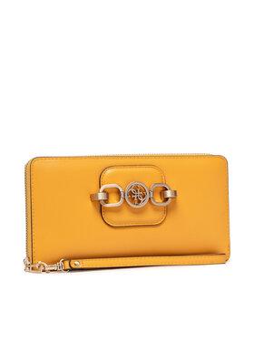 Guess Guess Velká dámská peněženka SWVS81 13630 Žlutá