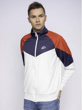 NIKE NIKE Sweatshirt Sportswear Windrunner BV2625 Weiß Loose Fit