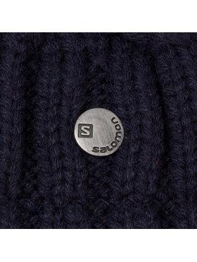 Salomon Salomon Mütze Poly Beanie LC1142100 Dunkelblau