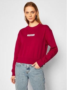Calvin Klein Performance Calvin Klein Performance Majica dugih rukava 00GWF0W348 Ružičasta Regular Fit