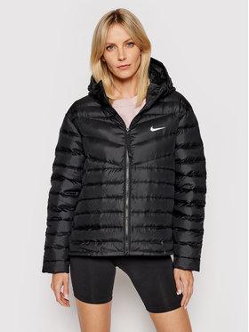 Nike Nike Пуховик Sportswear Windrunner CU5094 Чорний Standard Fit