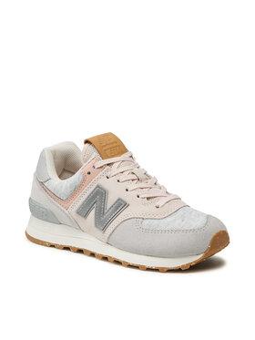 New Balance New Balance Sneakersy WL574WD2 Šedá