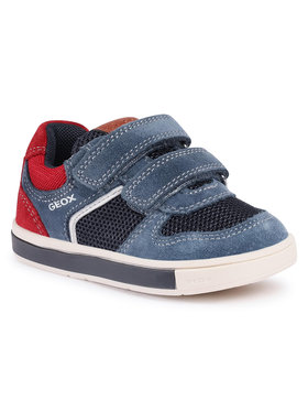 Geox Geox Sneakers B Trottola B. A B0243A 02214 C4276 M Dunkelblau
