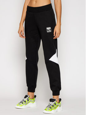 Puma Puma Pantaloni da tuta Rebel 583565 Nero Regular Fit