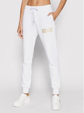Versace Jeans Couture Versace Jeans Couture Pantaloni trening A1HWA1TA Alb Regular Fit