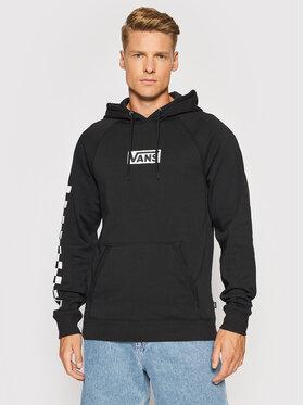 Vans Vans Суитшърт Versa Standard VN0A49SN Черен Regular Fit