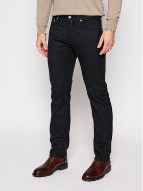 Pierre Cardin Pierre Cardin Pantaloni din material 30917/000/4791 Negru Modern Fit