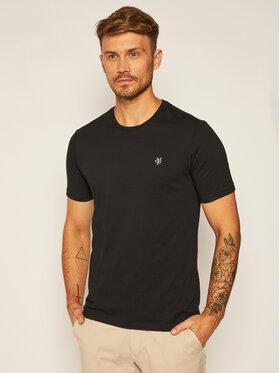 Marc O'Polo Marc O'Polo T-Shirt B21 2220 51068 Černá Shaped Fit