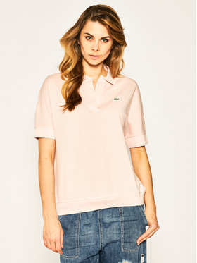 Lacoste Lacoste Polo PF0504 Rose Loose Fit