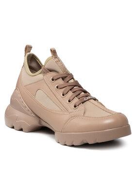 Carinii Carinii Sneakersy B7664 Beżowy