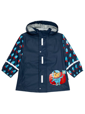 Playshoes Playshoes Giacca impermeabile 408507 M Blu scuro Regular Fit