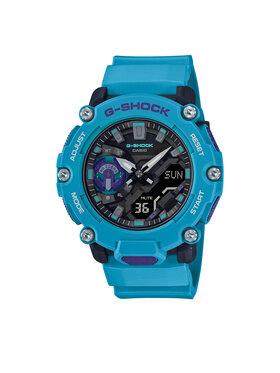 G-Shock G-Shock Hodinky GA-2200 -2AER Modrá