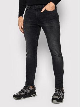KARL LAGERFELD KARL LAGERFELD Jeans 5-Pocket 265801 512835 Schwarz Slim Fit