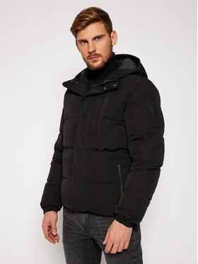 Wrangler Wrangler Veste d'hiver The Bodyguard W4C8WW100 Noir Regular Fit