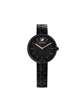 Swarovski Swarovski Ρολόι Cosmopolitan 5547646 Μαύρο