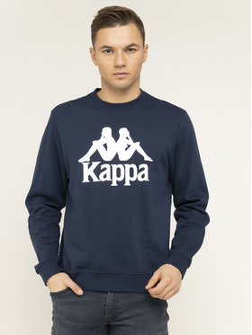 Kappa Kappa Суитшърт Sertum 703797 Тъмносин Regular Fit