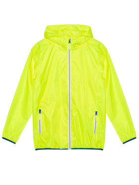 Playshoes Playshoes Giacca impermeabile 408700 D Giallo Regular Fit
