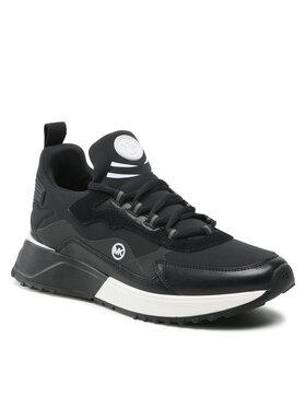 MICHAEL Michael Kors MICHAEL Michael Kors Sneakersy Theo Sport 42F1THFS5D Czarny
