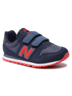New Balance New Balance Sneakersy YV500TPN Granatowy