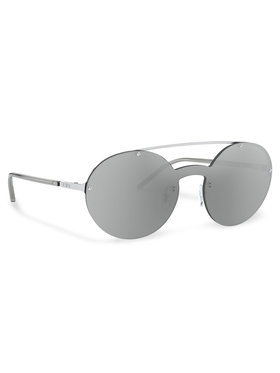 Emporio Armani Emporio Armani Okulary przeciwsłoneczne 0EA2088 30156G Srebrny