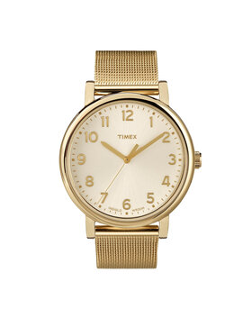 Timex Timex Hodinky Essential Collection T2N598 Zlatá