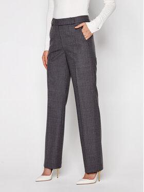 MICHAEL Michael Kors MICHAEL Michael Kors Текстилни панталони Derby MF03HBSESJ Сив Regular Fit