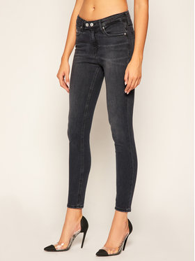 Calvin Klein Jeans Calvin Klein Jeans Skinny Fit džíny Ckj 011 J20J214530 Šedá Skinny Fit