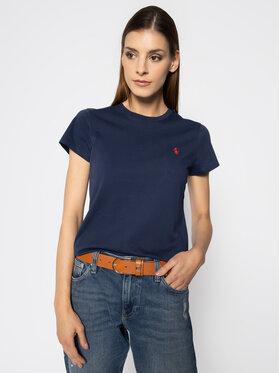 Polo Ralph Lauren Polo Ralph Lauren T-Shirt 211734144 Tmavomodrá Regular Fit