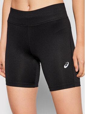 Asics Asics Sportske kratke hlače Silver 5 In Sprinter 2012A037 Crna Slim Fit