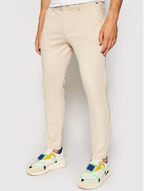 Only & Sons Only & Sons Pantaloni di tessuto Mark 22010209 Beige Tapered Fit